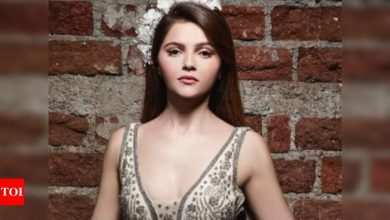 Rubina Dilaik beats 50 girls in the look-test to bag her Bollywood debut 'Ardh': Palash Muchhal - Exclusive! - Times of India