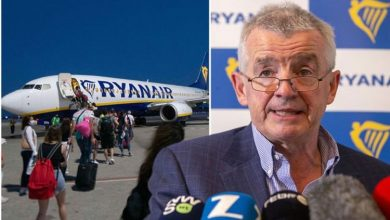 Ryanair promise 'great value for holidays this year'- ticket prices 'below' 2019 levels