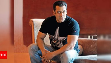 Salman Khan reacts to a troll demanding money back after watching his movie - Times of India