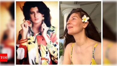 Sangeeta Bijlani is defying age and these stunning pictures of her transformation are proof! - Times of India