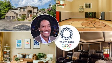 Scottie Pippen offers his Chicago home for under $100 a night on Airbnb