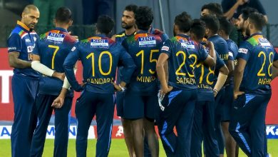 Series' chumminess quotient high as young Sri Lanka take advice from Dhawan, Dravid
