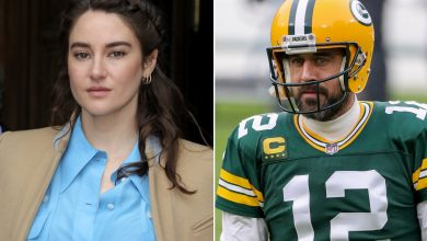 Shailene Woodley drops Aaron Rodgers hints through a 'disgusted' Stephen A. Smith