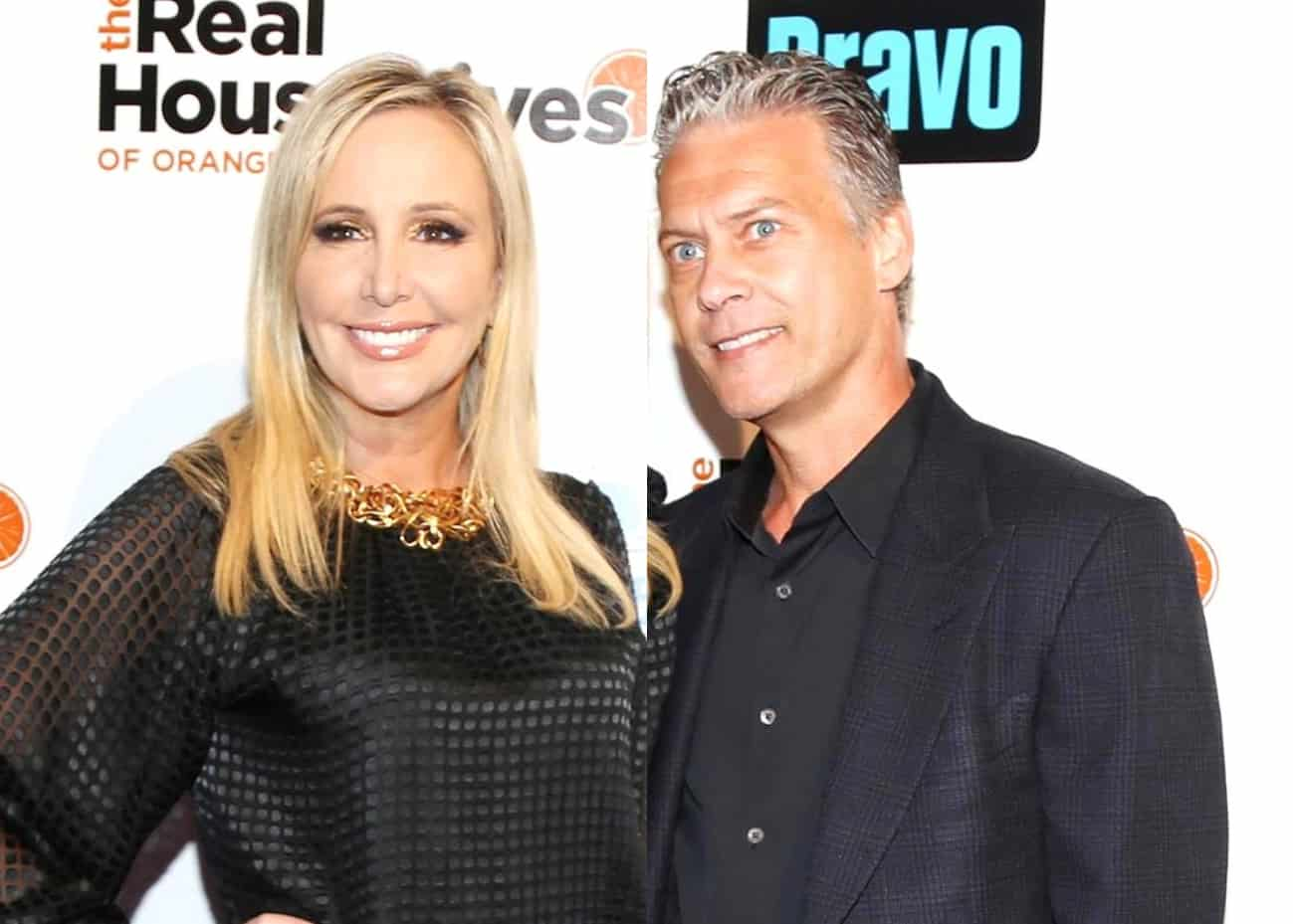 Shannon Beador Takes Ex David to Court for Refusing to Allow Daughters Film RHOC, Is She in Jeopardy of Being Fired From Show?