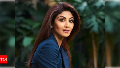 Shilpa Shetty Kundra urges fans to watch her upcoming film - Times of India