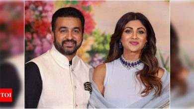 Shilpa Shetty refrains from commenting about Raj Kundra investigation - Times of India