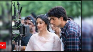 Sidharth Malhotra pens a beautiful birthday note for rumoured girlfriend Kiara Advani; says 'Shershaah's journey with you has been incredible' - Times of India