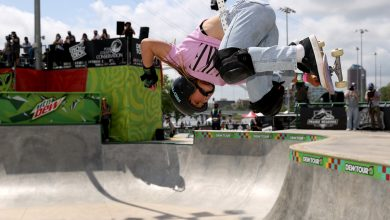 Skateboarder to be Britain's youngest Summer Olympian