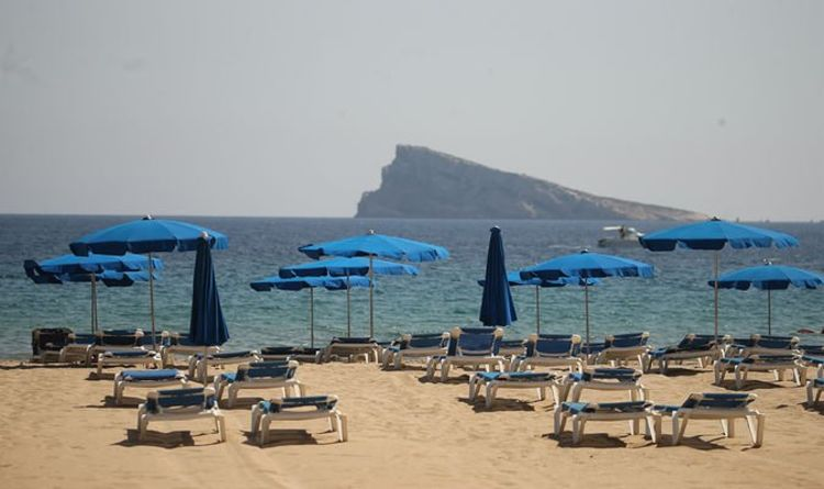 Spain: Benidorm tourism officially 'sunk' as Government announces new curfew