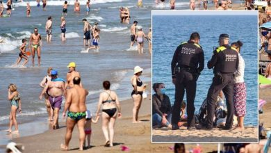 Spain: Foreign Office issues new warning for Britons - 'prepare for plans to change'