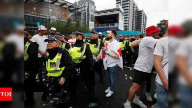 Stewards bribed, tickets forged in Wembley chaos: Press | Football News - Times of India