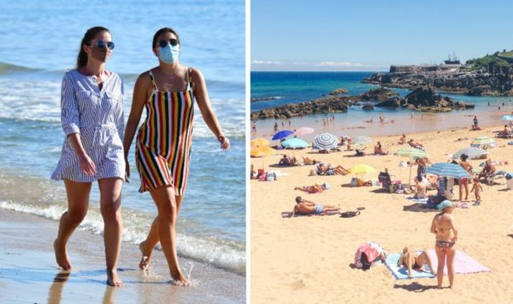 Summer holiday chaos: Spain may be added to 'amber-plus' list affecting MILLIONS of Brits