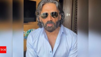 Suniel Shetty's rejoinder to the 'Covid-19 delta cases report' in his building - Times of India