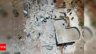 Syria government shelling kills 8, mostly children, in Idlib - Times of India