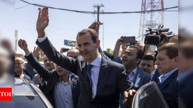 Syria's president decrees 50% salary hike amid harsh crisis - Times of India