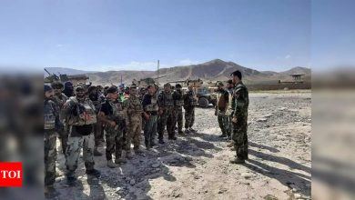 Taliban wins close consulates; border reinforced by Tajikistan - Times of India
