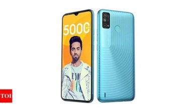 Tecno Spark Go 2021:  Tecno Spark Go 2021 sale begins today on Amazon at 12pm - Times of India