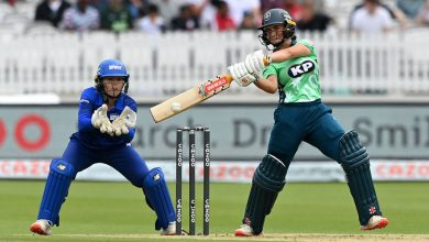 Teenager Alice Capsey hits the high notes as Oval Invincibles win again