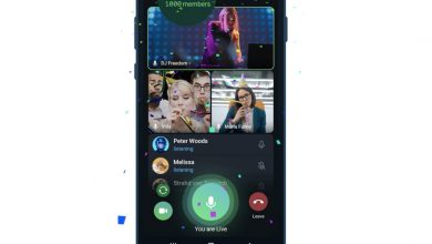 Telegram's group video calls can now have up to 1,000 viewers