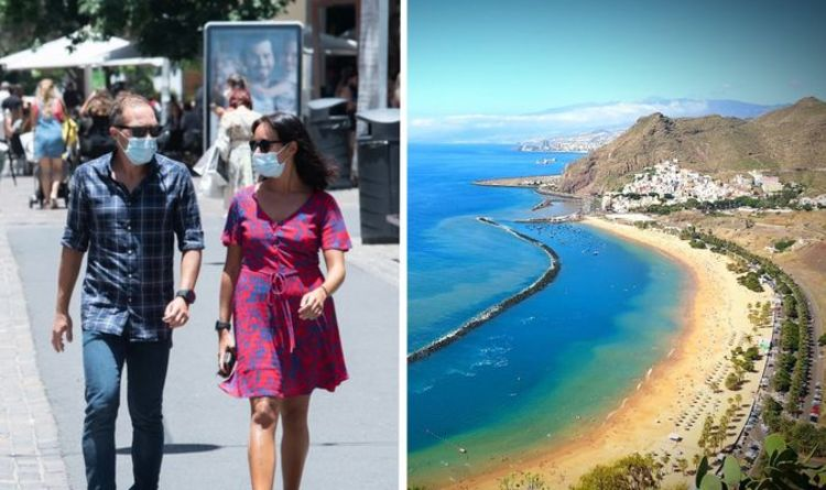 Tenerife adds new Covid certificate requirement for holidaymakers as infections spike