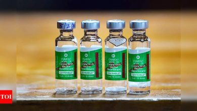 Thailand defends Covid vaccine 'mix-and-match' after WHO warning - Times of India