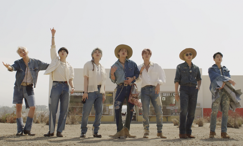 The Lyrics to BTS' 'Permission to Dance' Will Make You ...