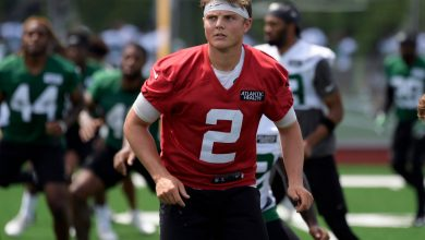 The clock is ticking for Jets to officially sign Zach Wilson