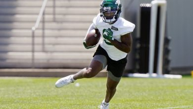 The five Jets to watch during training camp