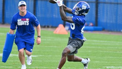 The five most intriguing Giants players heading into training camp
