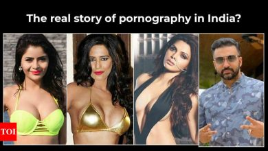The real story of pornography in India - Times of India