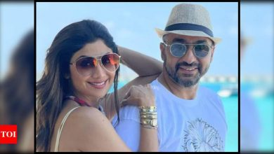 Throwback: Raj Kundra proposed to Shilpa Shetty with 5 carats diamond ring, yet why was she unimpressed? - Times of India