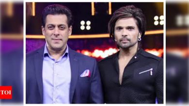 Throwback: When Himesh Reshammiya said it is important to be part of a camp in Bollywood, credited his success to Salman Khan - Times of India