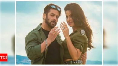 'Tiger 3': Salman Khan and Katrina Kaif to resume shooting of the film from July 23 - Times of India