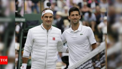 Tokyo Games: Djokovic and Federer names in Olympic tournament | Tokyo Olympics News - Times of India