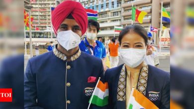 Tokyo Olympics 2020: A fashion look-book - Times of India