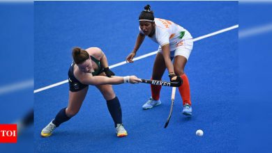 Tokyo Olympics 2020: India score late winner to keep QF hopes alive in women's hockey   Tokyo Olympics News - Times of India
