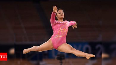 Tokyo Olympics 2020: India's lone gymnast Pranati Nayak fails to qualify for All Round finals   Tokyo Olympics News - Times of India
