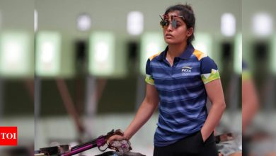 Tokyo Olympics: Disappointing end to Rahi Sarnobat and Manu Bhaker's campaign | Tokyo Olympics News - Times of India