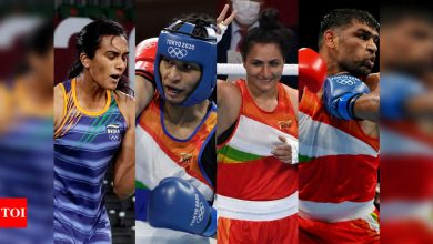 Tokyo Olympics: Indian athletes who are closing in on potential medals | Tokyo Olympics News - Times of India