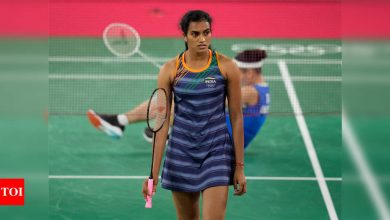 Tokyo Olympics: PV Sindhu loses to Tai Tzu-Ying in semifinals, to fight for bronze now | Tokyo Olympics News - Times of India