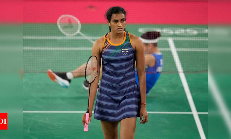 Tokyo Olympics: PV Sindhu loses to Tai Tzu-Ying in semifinals, to fight for bronze now   Tokyo Olympics News - Times of India