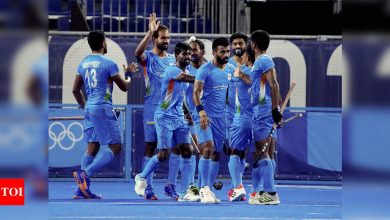 Tokyo Olympics: Past masters India eye Olympic semifinal berth after 41 years in men's hockey | Tokyo Olympics News - Times of India