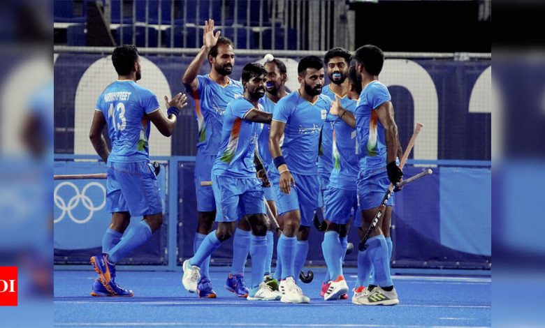 Tokyo Olympics: Past masters India eye Olympic semifinal berth after 41 years in men's hockey   Tokyo Olympics News - Times of India