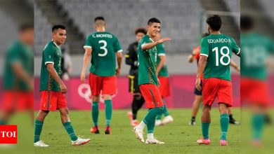 Tokyo Olympics: Spain frustrated in goalless draw, Mexico stun France | Tokyo Olympics News - Times of India