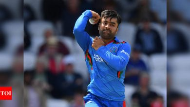 Top pick Rashid Khan ready to make his mark in the Hundred | Cricket News - Times of India