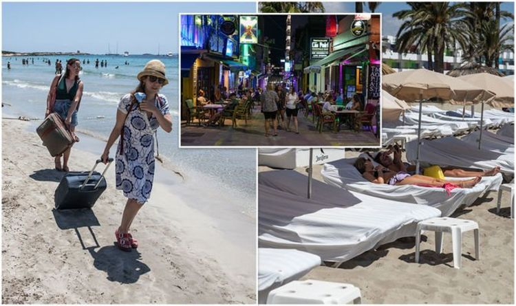 'Tourism' blamed for 'skewing' Balearic Covid rates to look 'more negative than it is'