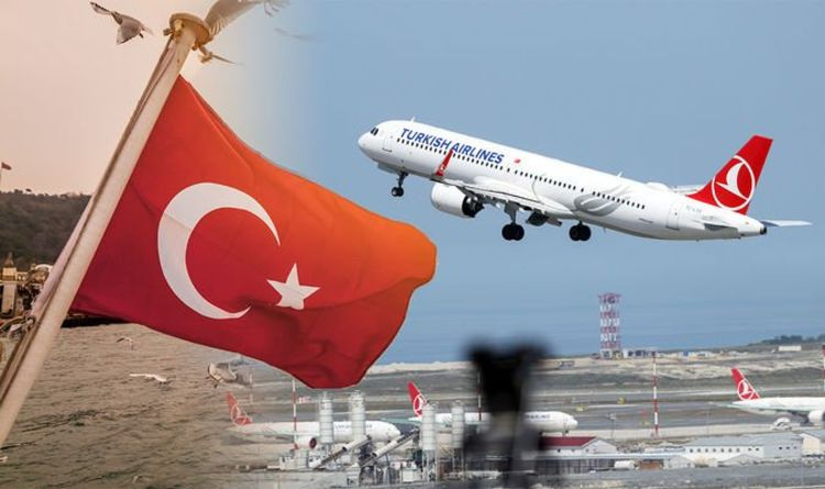 Turkey holidays: FCDO warning as entry restrictions and new travel bans come into force