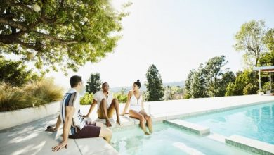 UK holidays: Britons would rather have a hot tub than bring their dog away with them
