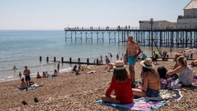 UK holidays: The seaside destinations still available to book for this summer