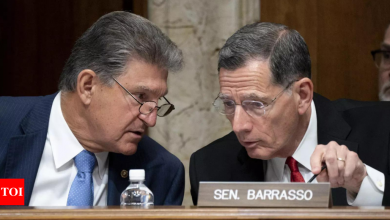 US Senate panel passes climate measure likely to shape infrastructure bill - Times of India
